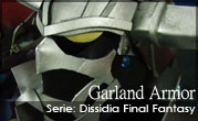 Dissidia: Final Fantasy – Garland Armor