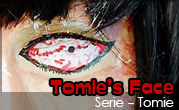 Tomie's Face – Tomie