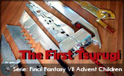 Final Fantasy 7 Advent Children – The First Tsurugi