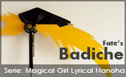 Magical Girl Lyrical Nanoha – Bardiche
