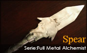 Full Metal Alchemist – Spear