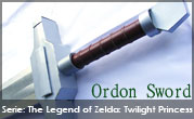 The Legend of Zelda: Twilight Princess – Ordon Sword