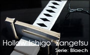 Hollow Ichigo's White Tensa Zangetsu – Bleach